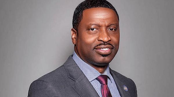 NAACP President Derrick Johnson