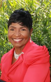 Mrs. Ollie Gilstrap, 34th President