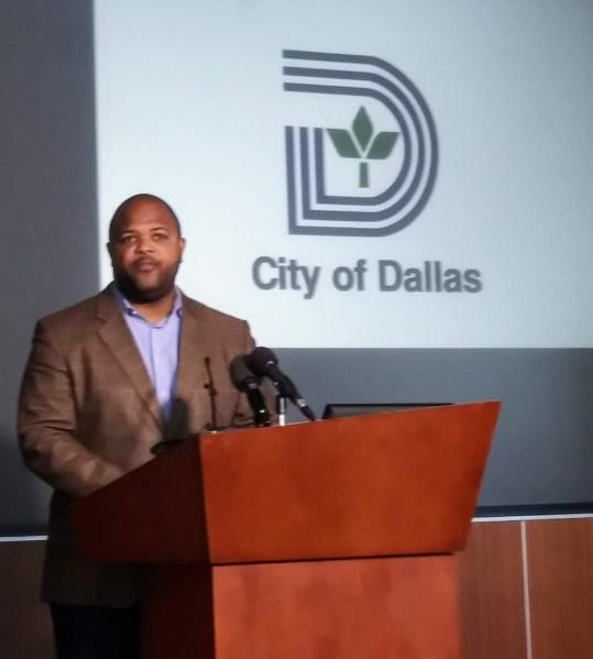 Dallas Mayor Eric Johnson on Domestic Violence in Dallas