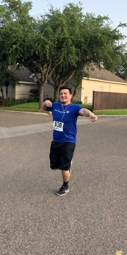 bunny dash 5k - texas national