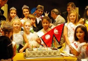 Bipaswi Poudyal wins Little Miss World 2011