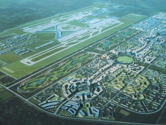 Proposed Airport Design