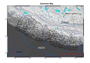 Gorkha Earthquake November 13, 2011