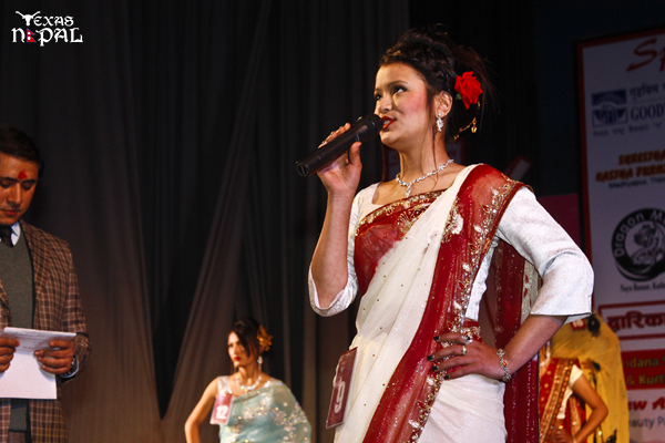 Miss Charming Yamika Maharjan. (Photo: Nirnit Tandukar/TexasNepal)
