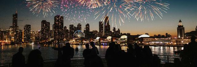 Best International Cities To Celebrate NYE