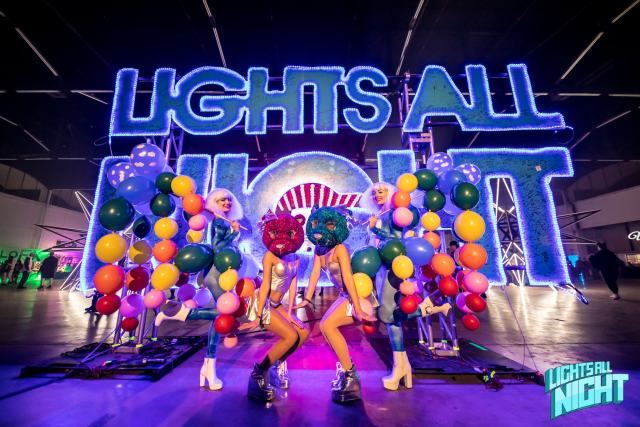 Lights All Night Reveals A Stellar Lineup For Dallas In December
