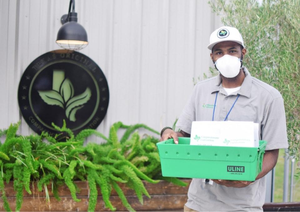 Medical Marijuana Delivery in Austin, Dallas, Houston, San Antonio, El Paso, Texas