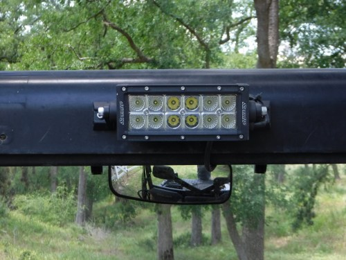 small resolution of superatv 6 led light bar