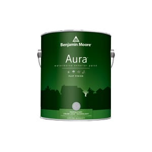 Aura Exterior Flat Finish