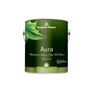 Aura Interior Paint Semi Gloss
