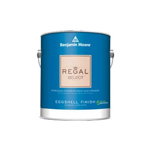 Regal Select by Benjamin Moore – Interior Eggshell Finish Gallon