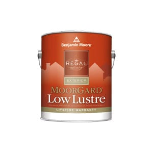 Regal Select Exterior Low Lustre Finish