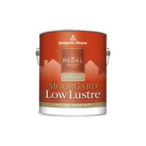 Regal Select Exterior Low Lustre Finish