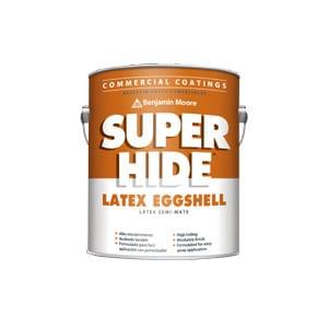 SuperHide by Benjamin Moore – Interior Eggshell