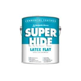 SuperHide by Benjamin Moore – Interior Flat