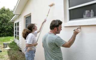 painting-the-exterior-of-your-house
