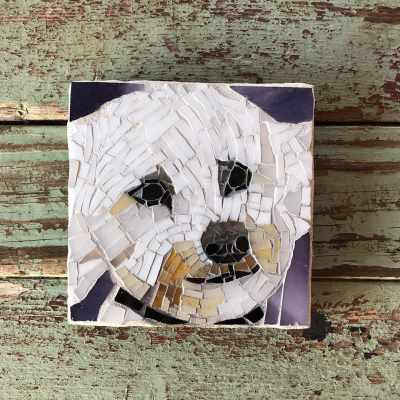 DeniseMosaics-Pet Portraits Dog Display Gallery 14