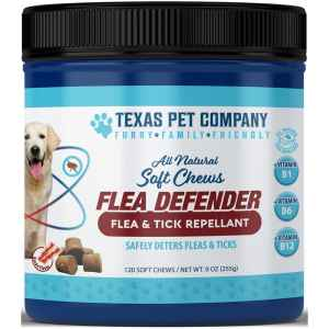 Texas Pet Co Flea Defender Soft Chews
