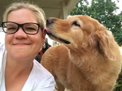 Texas Pet Company Avery Jane MegaEsophagus Free Kisses