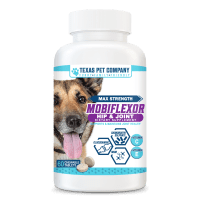 Mobiflexor Max Strength Hip & Joint Support Chewable Tablets for Dogs 1