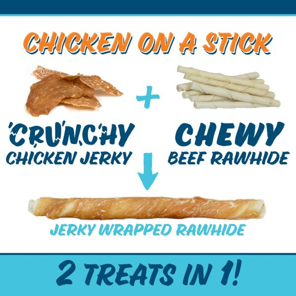 Texas Pet Company Chicken Jerky Wrap Medium Slides Combo 1500x1500