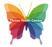This image has an empty alt attribute; its file name is Thrive-Youth-Logo.png
