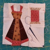 Block 28 – Stitching Fashion