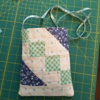 Quilt guild name tag