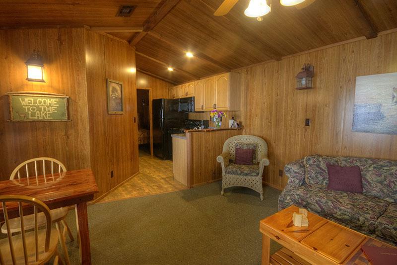 Lakefront Rental Properties and Rental Cabins on Lake