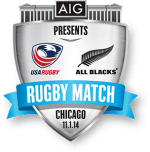 USA Rugby vs New Zealand All Blacks