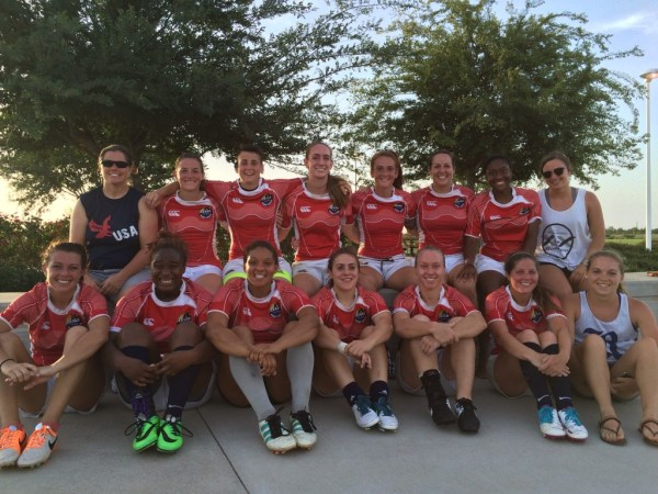 Bluebonnets Select Women's Rugby
