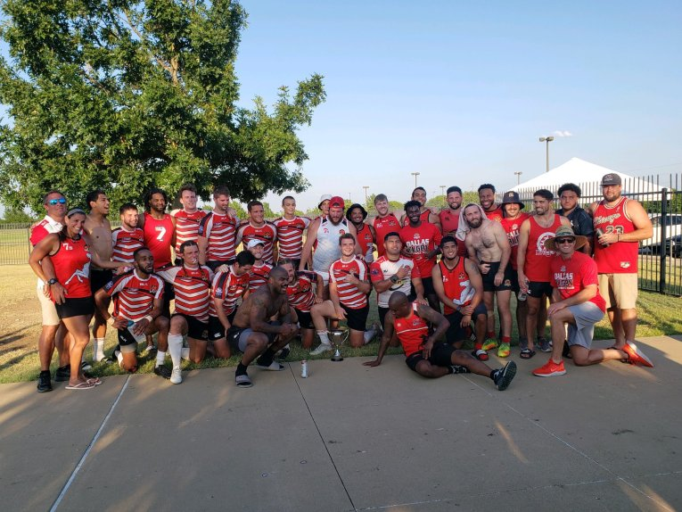Reds win 2019 Red River Rampage 7s