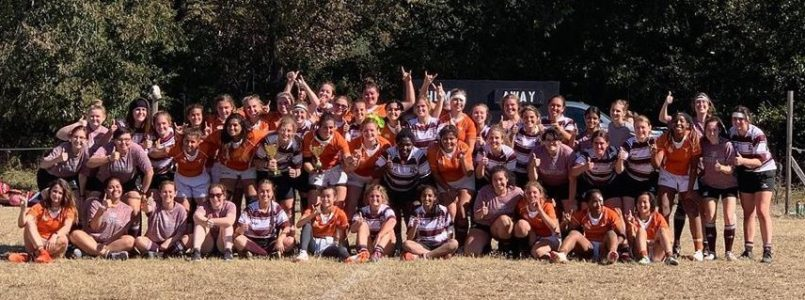 Texas A&M Women's Rugby - 2019 TRU College Champions