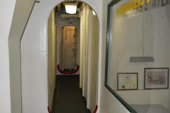 Figure 2 of Apparition in a Doorway in USS Lexington - Corpus Christie, Texas