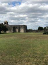 Goliad Texas La Bahia Battle of Goliad Col. JW Fannin was killed near this Chapel in the Fort