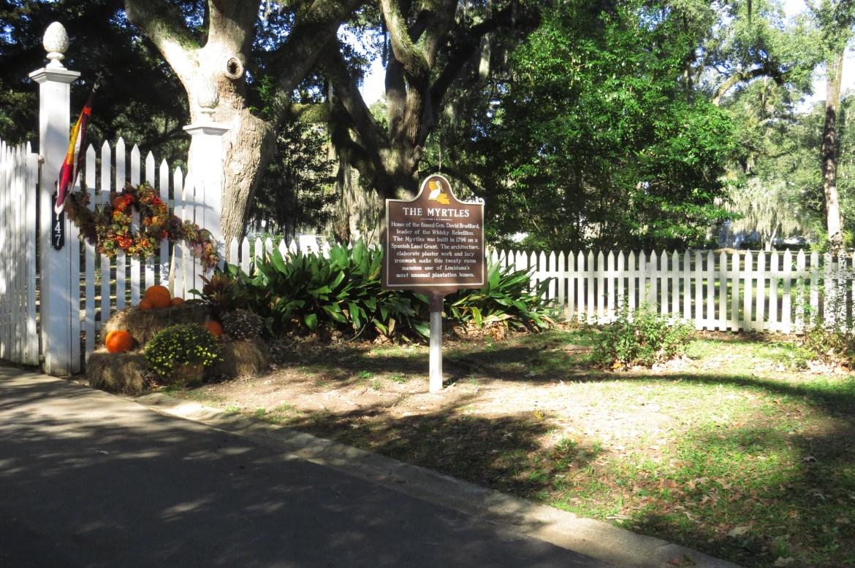 Myrtle Plantation