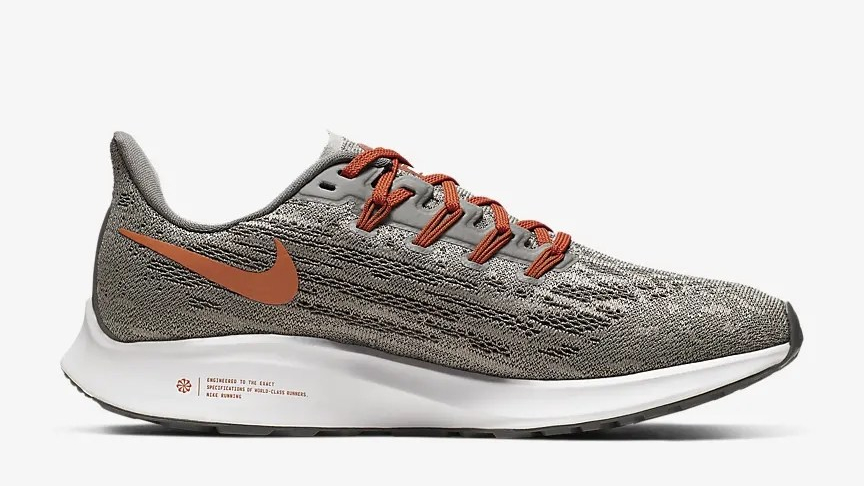 Nike Air Zoom Pegasus 36 Texas Available Now in Men's and ...
