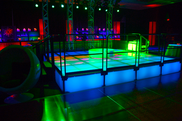 LED Stages  Texas Stage Rental