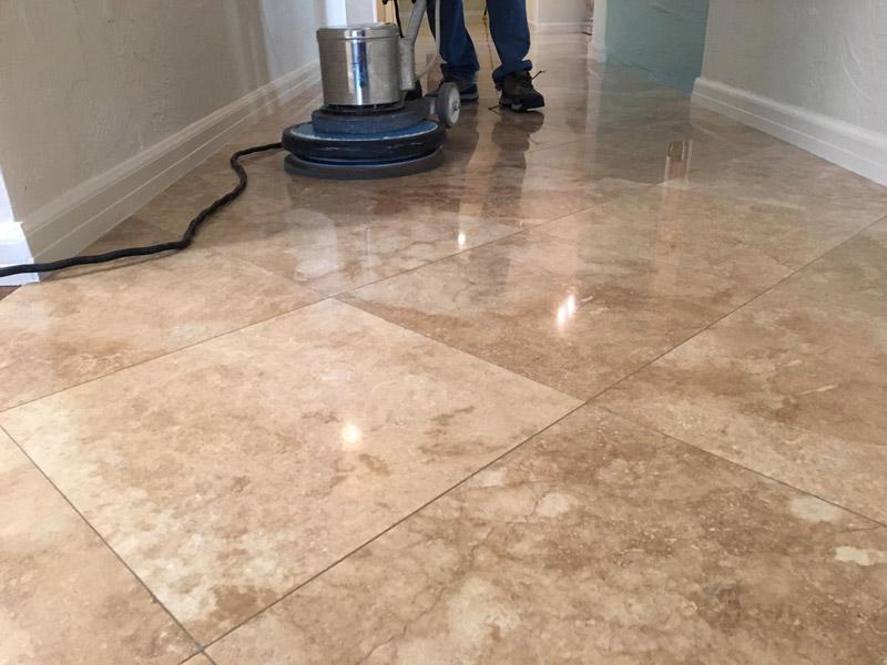 indoor floor sealing cleaning