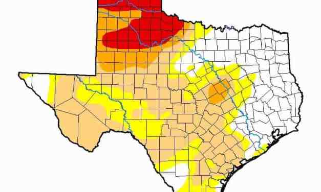 Dire Drought Situation continues in Western Texas