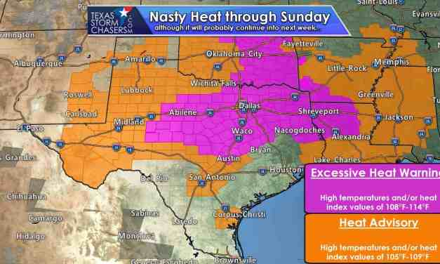 Extremely Hot & Record-Breaking Heat Continues through the Weekend