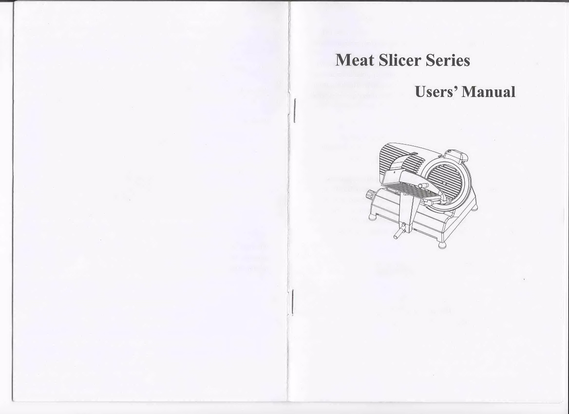 Manual for Slicers