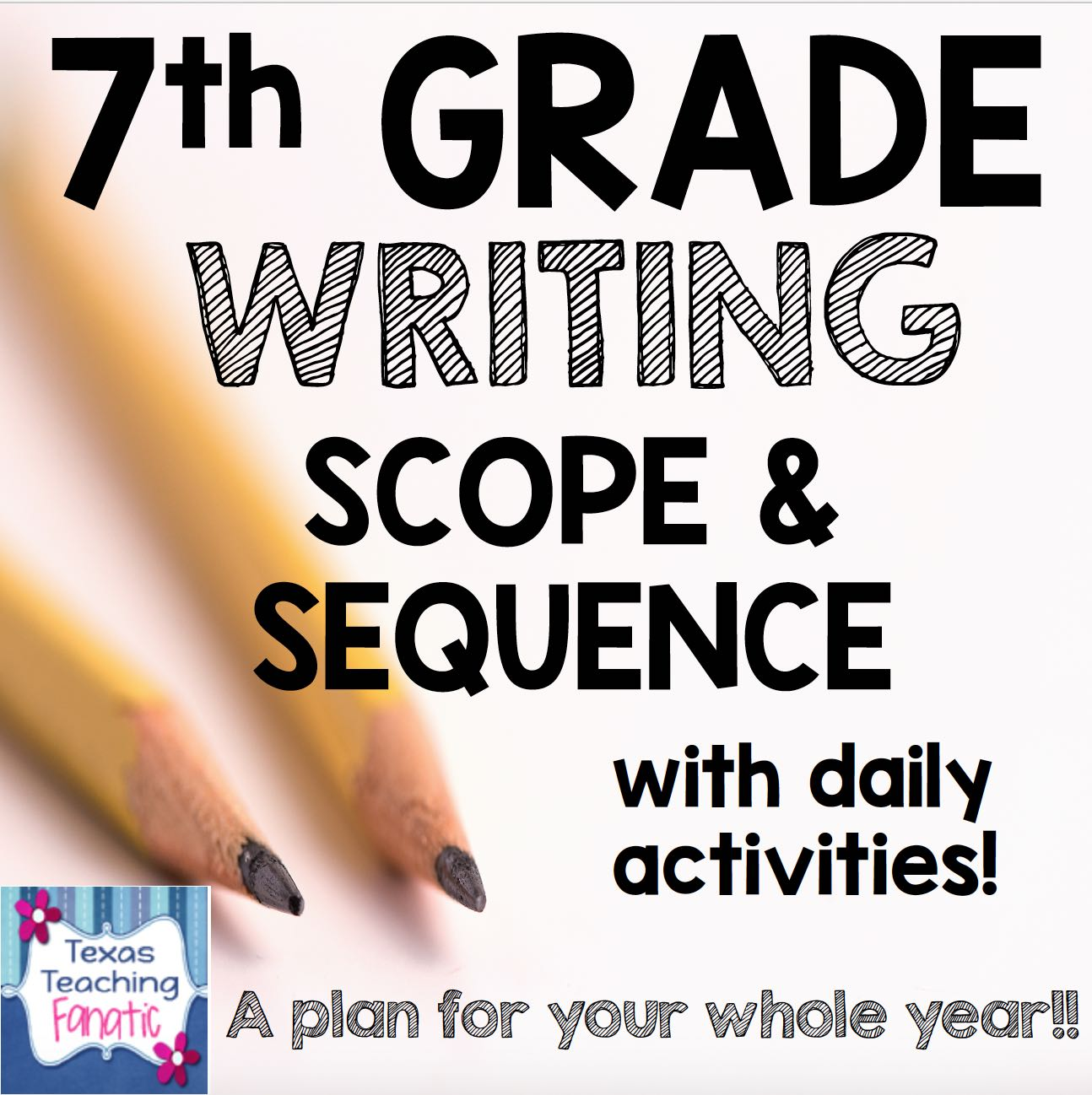 7th Grade Writing Scope Amp Sequence