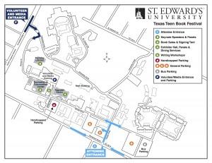 TTBF Event Map