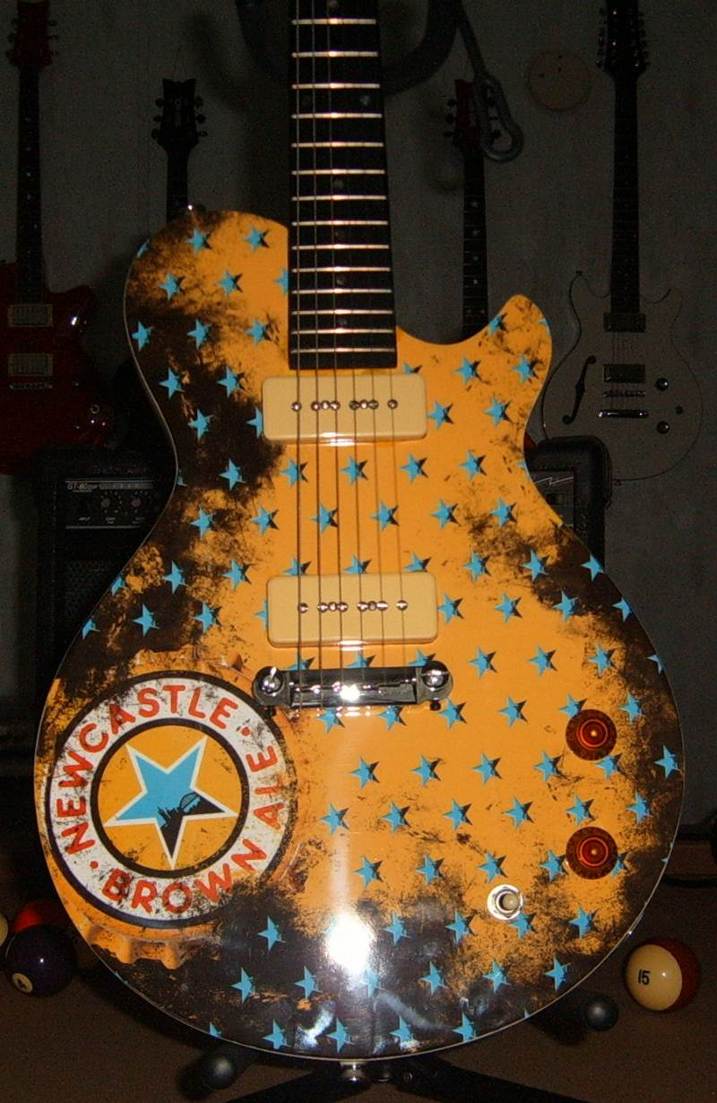 Newcastle Brown Ale Edition Of The Patriot Special Model