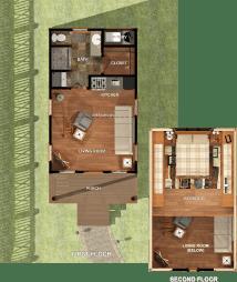 Home Floor Plans Tiny Houses