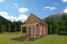 Texas Tiny House Plans