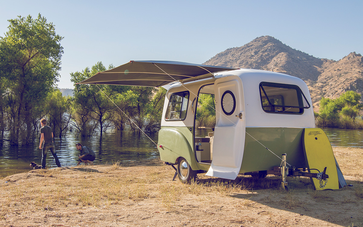 Happier Camper  Ultralight Travel and Utility Trailers