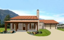 Luxury Home Small House Plans