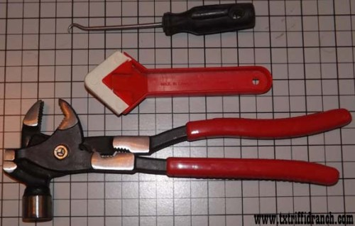 Assorted odd tools